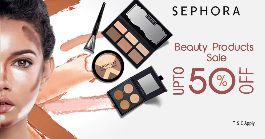 Beauty Products Sale