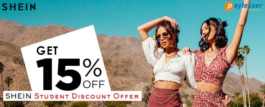 SheIn discount code