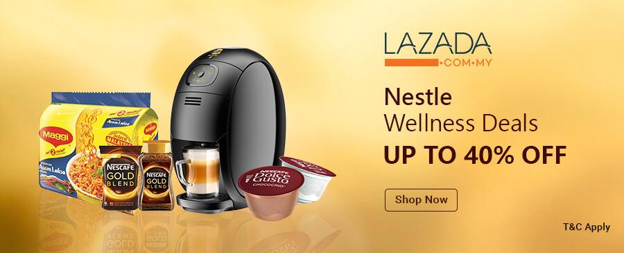 Lazada Nestle Deals