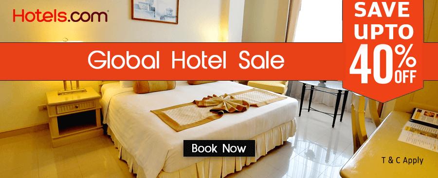 Global Hotel Sale