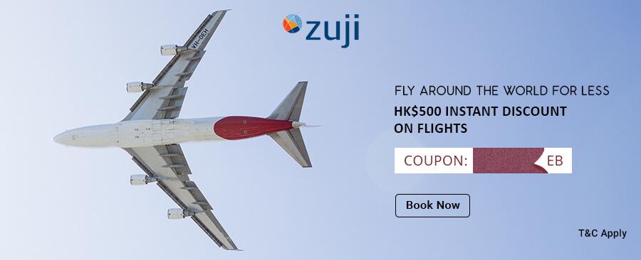 Zuji Flight