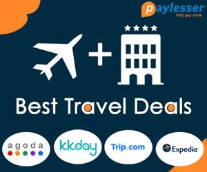 Cheap Travel Deals & Discounts