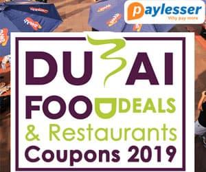 Food Deals & Dubai Restaurants