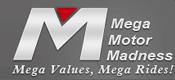 Mega Motor Madness Coupons