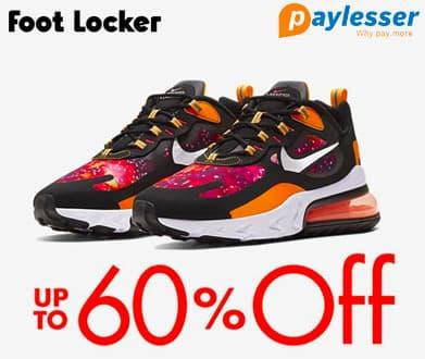 Foot Locker coupon code